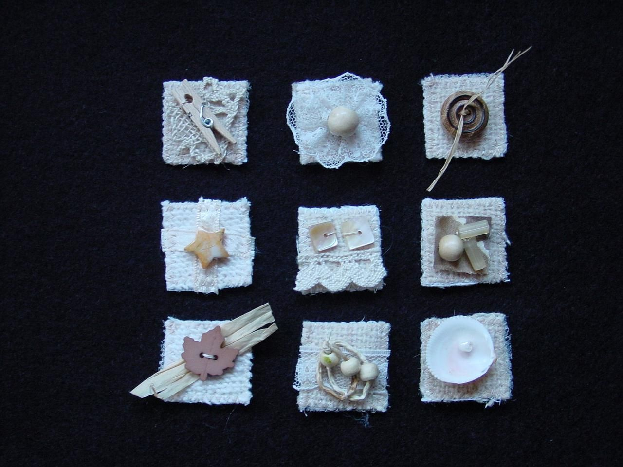 """ein paar """"Inches"""", 2007/8"""